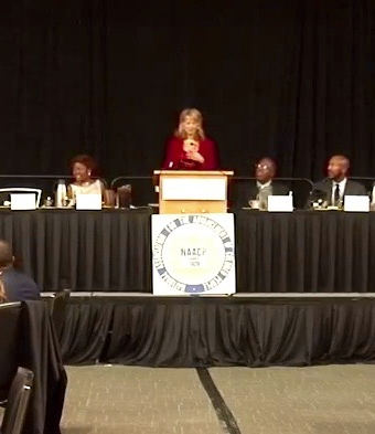 Dr.Phyllis-Books-Speaking-at-NAACP