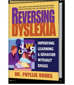 Reversing Dyslexia by Dr Books,  Dyslexia Treatments, ADHD Treatments, Dyslexia Symptoms, Chiropractor, Austin