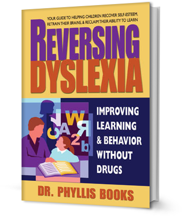 RD-book-3D, Dyslexia Treatments, ADHD Treatments, Dyslexia Symptoms, Chiropractor, Austin