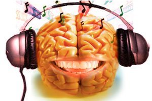 Brain With Headset